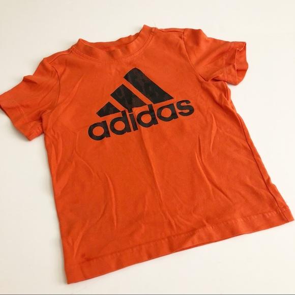 e3847f5ef6bf Adidas Orange t shirt